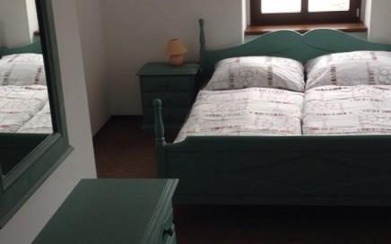 Ubytování dvoulůžkový pokoj